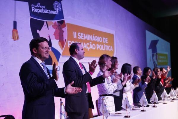 Em seminário, João Roma destaca a participação das mulheres na política