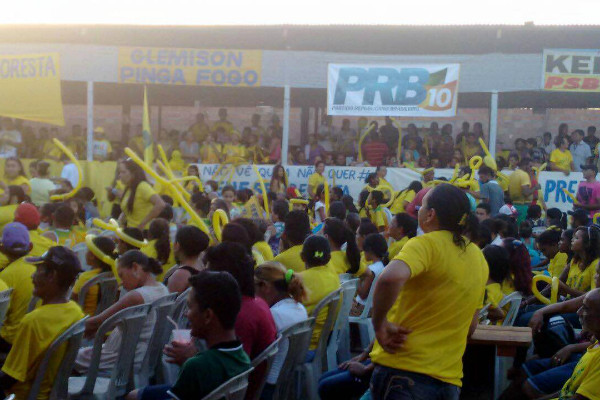 PRB Itaituba realiza convenção e apresenta candidatos a vereador