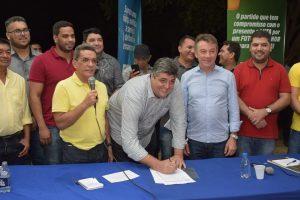 Mecias de Jesus abona filiação do prefeito de Bonfim (RR)