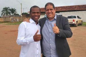 Jorge Amaro comemora emenda de Jeferson Rodrigues para Águas Lindas de Goiás