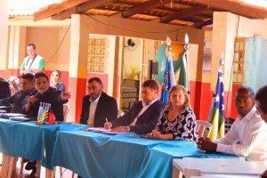 Republicanos participam da 1ª Sessão Itinerante da Câmara de Águas Lindas de Goiás