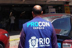 Procon Carioca notifica supermercado no bairro Freguesia (RJ)
