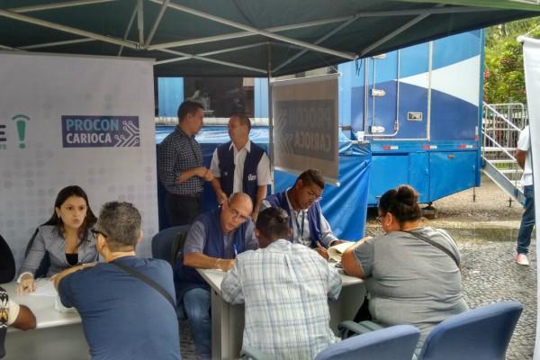 Procon Carioca renegocia mais de R$ 1 milhão na Semana do Consumidor