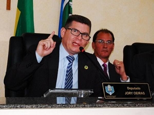 Jory Oeiras destaca o papel da Polícia Militar na proteção ao cidadão