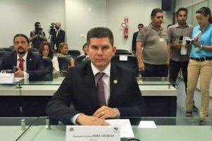 Lei de Jory Oeiras garante semana estadual de saúde para professores do Amapá