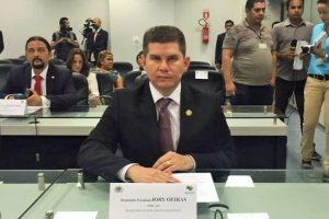 Projeto de Jory Oeiras concede passe livre a portadores de câncer e acompanhante