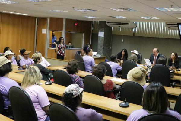 Arimateia realiza audiência pública sobre o Lúpus na Bahia