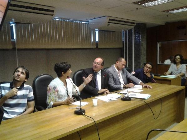 Arimateia debate condições de trabalho dos profissionais do Samu