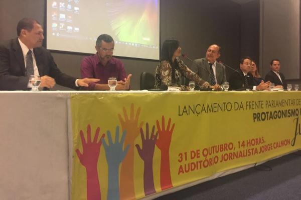Arimateia lança Frente Parlamentar de Apoio ao Protagonismo Infanto Juvenil na BA