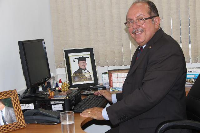 José de Arimateia lança novo site nesta quarta-feira (08)