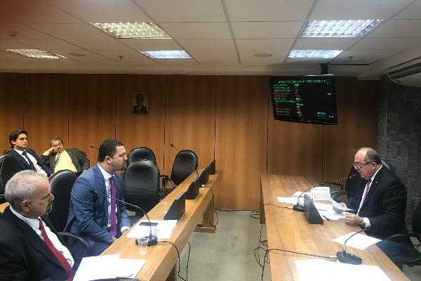 Arimateia realiza 4ª reunião da Comissão do Meio Ambiente, Seca e Recursos Hídricos