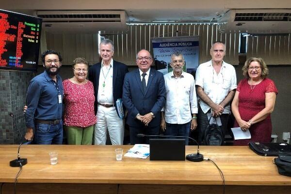 Comissão de Meio Ambiente debate recursos hídricos da Bahia