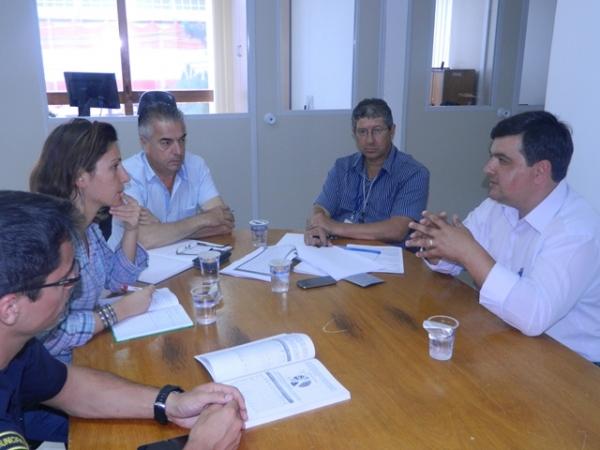 José Freitas recebe pesquisadora italiana