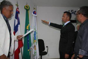 José Ilton Andrade toma posse como vereador em Juazeiro (BA)