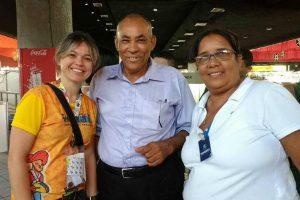 Secretário Joselito Nunes participa de ações em feira de artesanato em Olinda (PE)