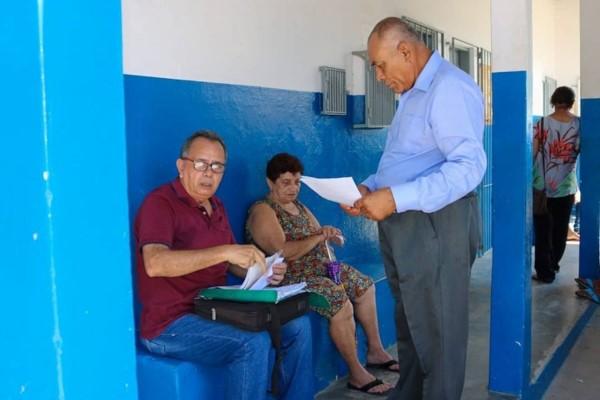 Joselito Nunes acolhe reivindicações de moradores do bairro Barra de Jangada