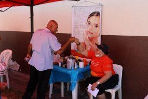 Joselito Nunes participa de Ação Social no bairro de Prazeres
