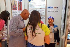 Joselito Nunes prestigia a Feira de ciência Jovem em Recife