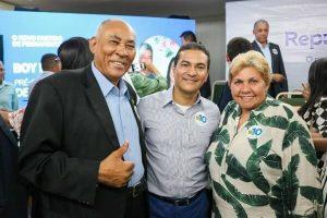 Joselito Nunes participa de encontro do Republicanos em Recife