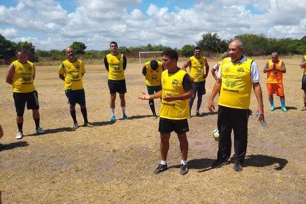 Joselito Nunes participa de jogo beneficente em Jaboatão dos Guararapes