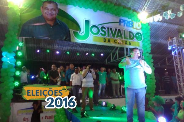 PRB homologa candidatura de Josivaldo da Caixa para prefeito de Sapé (PB)