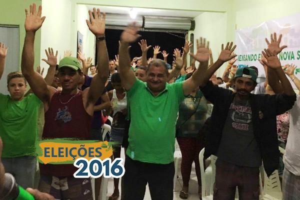 Josivaldo da Caixa será o candidato a prefeito do PRB em Sapé (PB)