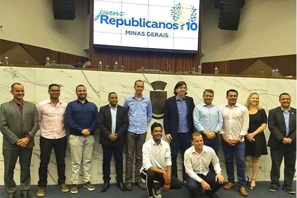 Encontro do Jovens Republicanos Minas reforça envolvimento na vida pública