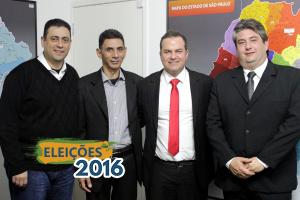 Juliano Schincariol e Fontellas firmam diretrizes para a executiva republicana em Tietê