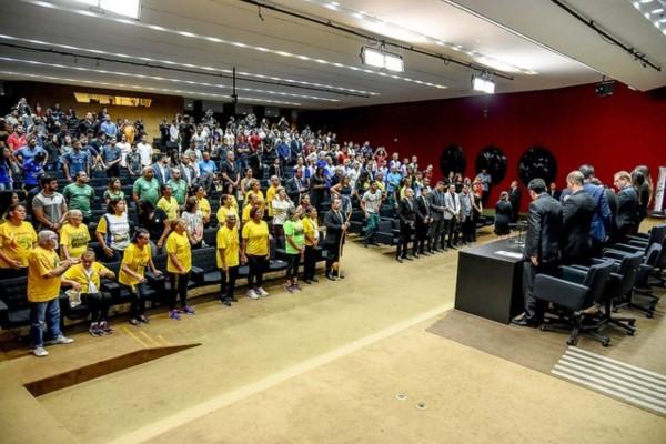 Por iniciativa de Julio Cesar, Frente Parlamentar Mista do Esporte é lançada