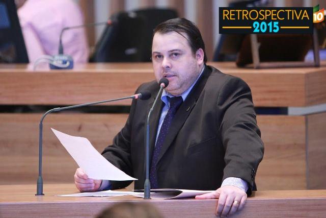 Julio Cesar presta contas à população sobre o primeiro ano de mandato como deputado distrital