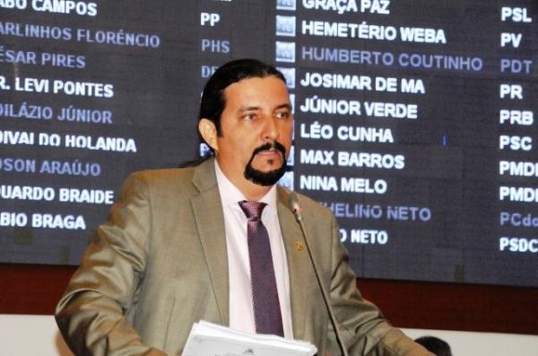 Júnior Verde apresentará projeto para readequar índice de subsídio dos militares