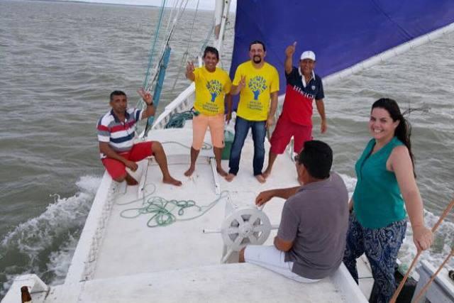 Deputado Júnior Verde apoia projeto do Instituto Chico Mendes