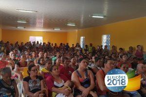 Trabalhadores de Anajatuba e Cajari se mobilizam em defesa de Júnior Verde
