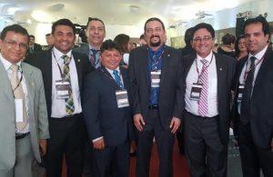 Júnior Verde faz avaliação positiva da 20º Conferência Nacional dos Legisladores
