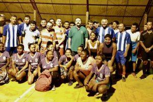 Júnior Verde busca investimentos para o esporte no Maranhão