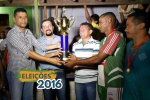 Júnior Verde cumpre agenda em Santa Luzia do Paruá e Zé Doca
