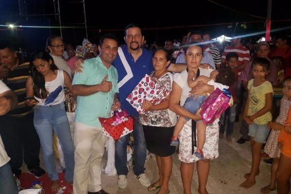 """Júnior Verde prestigia """"Festival das Mães"""" em Afonso Cunha (MA)"""