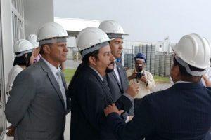 Júnior Verde acompanha andamento das obras do aeroporto de São Luís