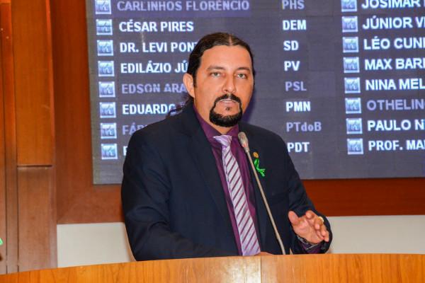 Júnior Verde defende investimentos em Marajá do Sena (MA)