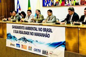 Júnior Verde defende investimentos em saneamento básico para o Maranhão