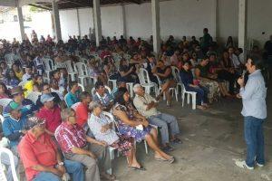 Júnior Verde reúne centenas de pescadores no interior do Maranhão