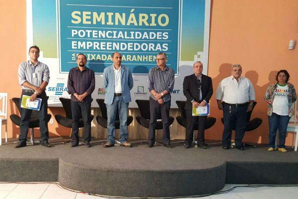 Júnior Verde representa a Assembleia em Seminário na Baixada Maranhense