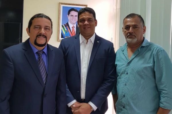 Júnior Verde solicita criação do Centro de Recuperação de Pacientes em São Luís