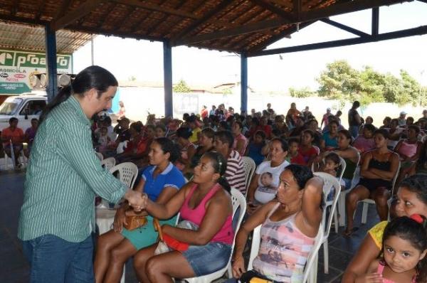Júnior Verde visita municípios do sul do Maranhão e ouve demandas da população