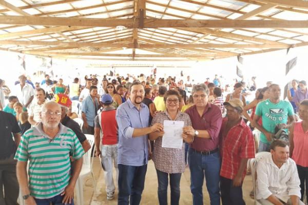 Atuação de Júnior Verde beneficia duas mil famílias em Vitória do Mearim