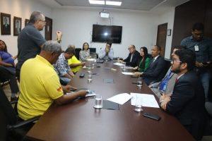 Jurailton Santos promove encontro com trabalhadores do transporte de Ilhéus