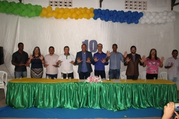 Republicanos Bahia empossa nova executiva em Palmas de Monte