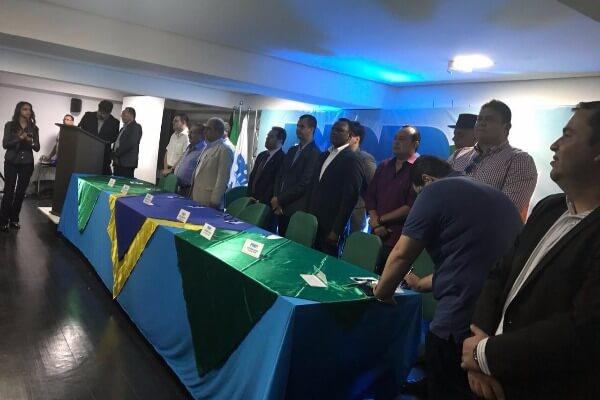 PRB Paraíba realiza encontro estadual e empossa novos coordenadores