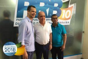 PRB Paraíba homologa candidatura de Jutay Meneses a deputado estadual