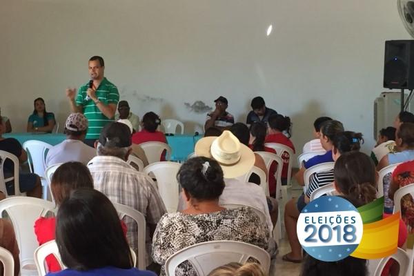 Jutay reúne pescadores de três municípios e recebe apoio pela luta em defesa da categoria